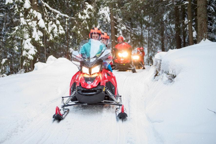 Snowdoo Wyprawy I Wypozyczalnia Skuterow Snieznych W Zakopanem